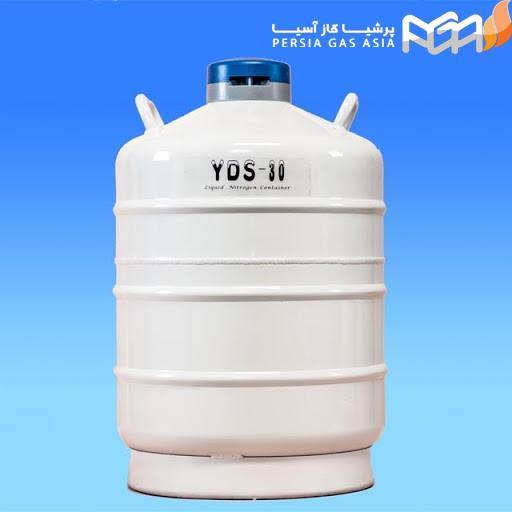 نیتروژن مایع و سرمایش