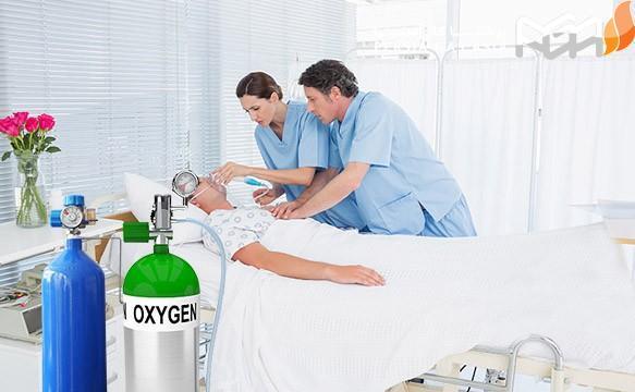 کپسول اکسیژن آلومینیمی