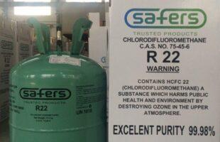 کپسول گاز r22