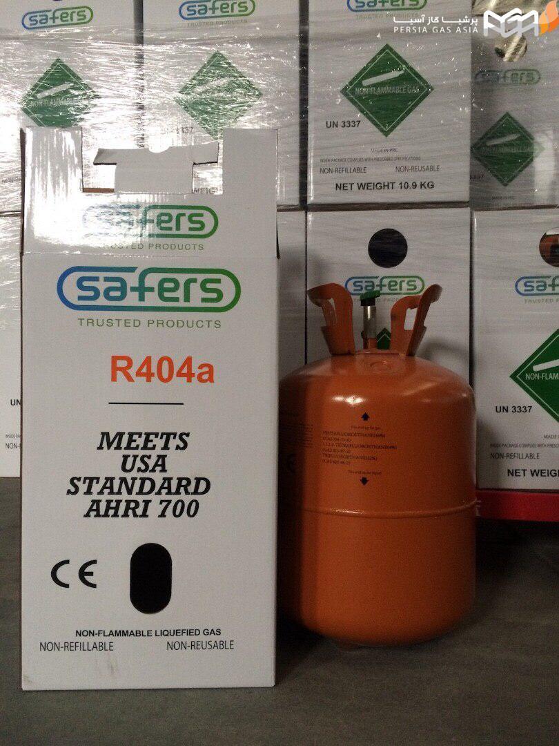 گاز مبرد R404