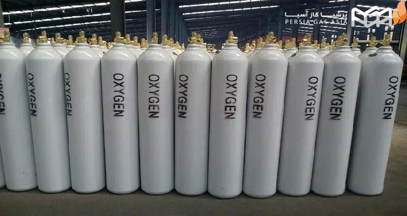 قیمت کپسول اکسیژن ۵۰ لیتری