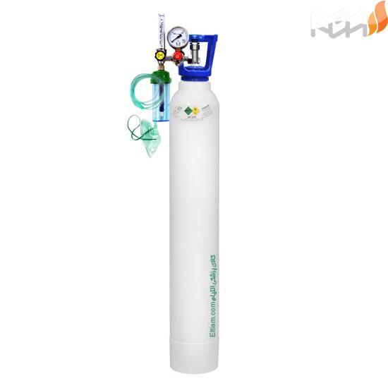 کپسول اکسیژن بزرگ پزشکی