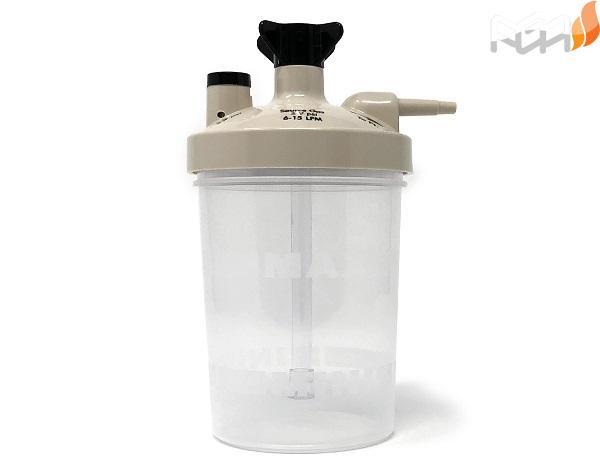 لیوان مرطوب کننده مانومتر کپسول اکسیژن