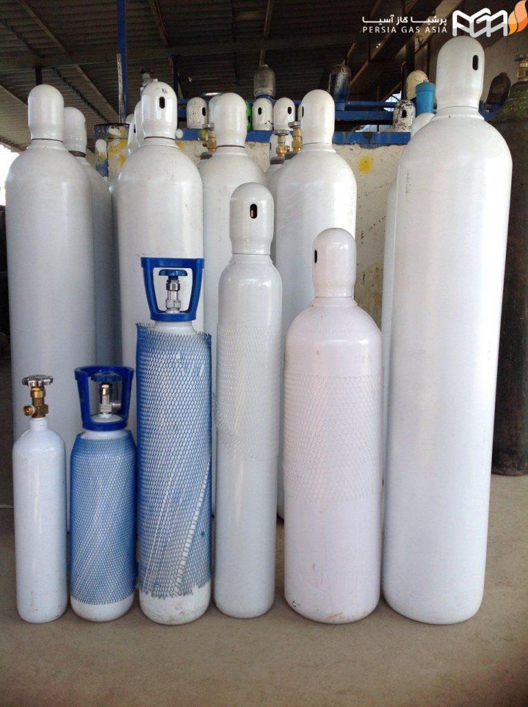 تفاوت کپسول اکسیژن ایرانی و چینی